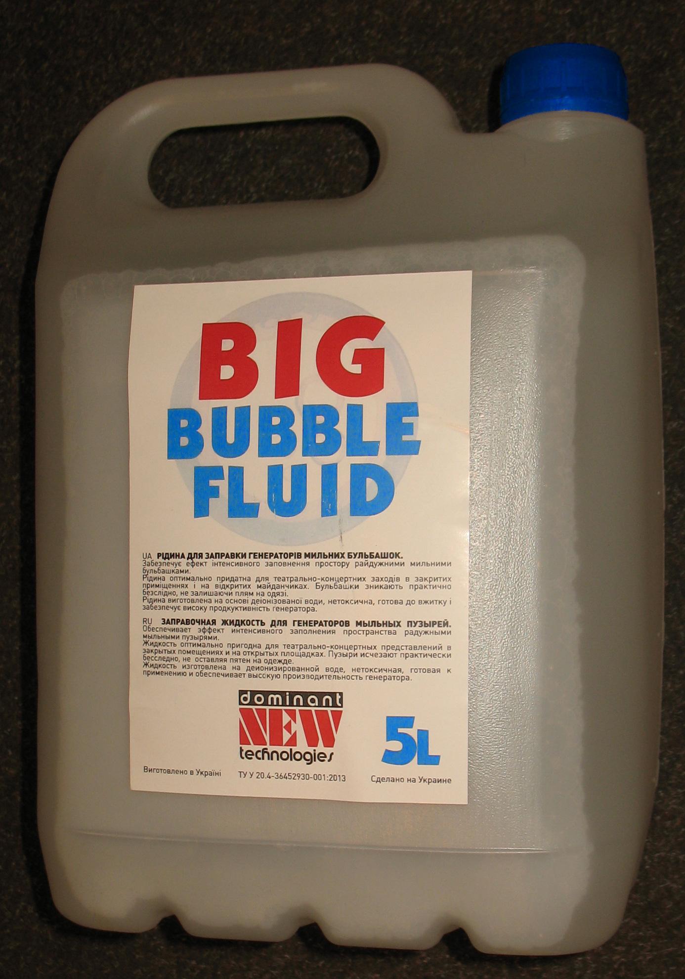 Как сделать раствор для генератора мыльных пузырей