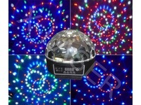 Световой LED прибор X-Laser X-MB02 LED Crystal Magic BALL