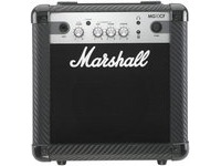 "MARSHALL  M-MG10CF-U  10W 1x6.5"" Carbon Fiber Combo Guitar Amplifier Комбоусилитель для электрогитары"