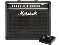 MARSHALL MB60 60W Bass Combo, 2 Channel, Serial Effects Loop Басовый комбоусилитель