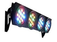 Световой LED прибор YC-3001-4B LED RGBW blinder 4 eyes