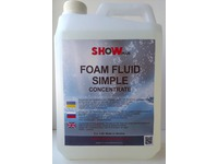 Концентрат для пены SHOW+ FOAM FLUID SIMPLE
