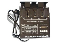 Диммер DMX Dimmer Pack New Light PR-403