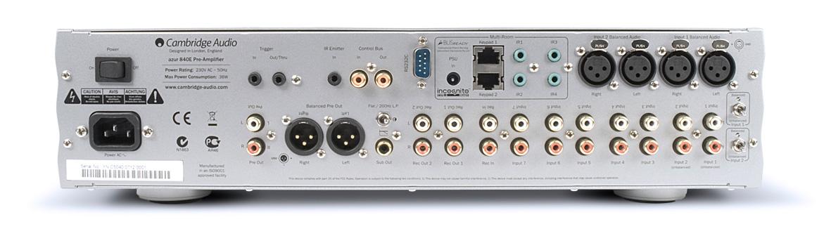 Предварительный усилитель Rotel RC-1580