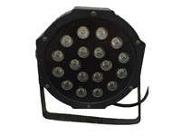 Прожектор New Light E-5 LED PAR LIGHT 18*1W RGB