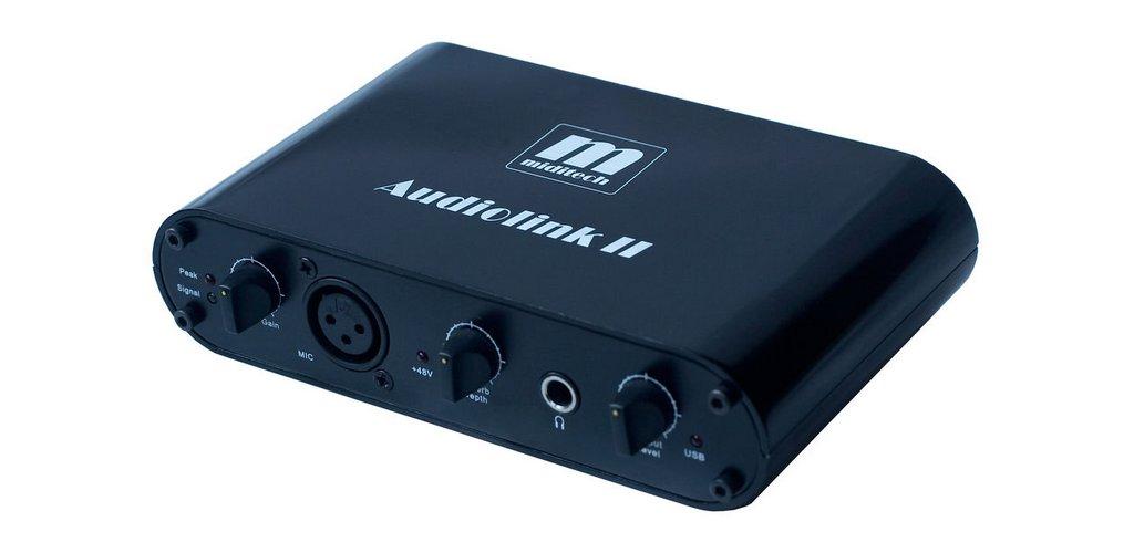 Драйвер Miditech Audiolink 2