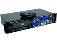 Проигрыватель CD/MP3/SD/USB Omnitronic XDP-1400