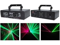 Лазер TVS VS-288T Rose (Violet + Red) + Green Beam Laser 280mw