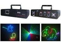 Лазер TVS VS-11 RGB Animated 1000mw