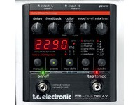 Педаль эффектов T.C. Electronic ND-1 Nova Delay
